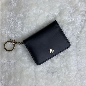 Kate Spade slim bifold card holder